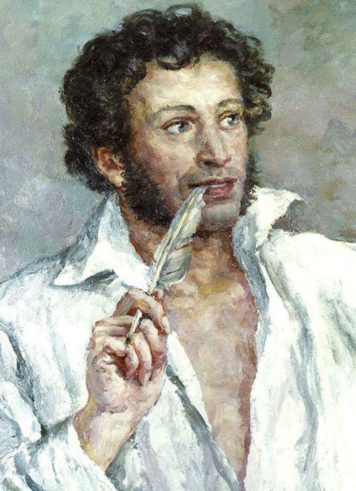 Александр Сергеевич Пушкин (26 мая 1799, Москва – 29 января 1837, Санкт-Петербург) – русский поэт, драматург и прозаик, один из самых авторитетных литературных деятелей первой трети XIX века./Фото: assets.discours.io