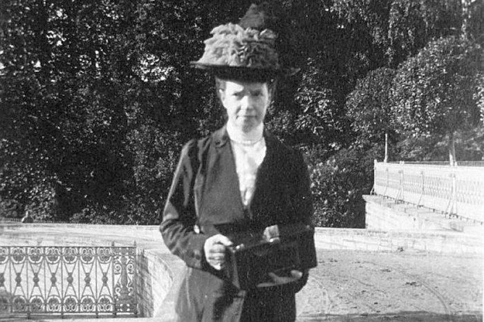 Мария Фёдоровна, мать императора Николая II, в эмиграции./Фото: img.rg.ru