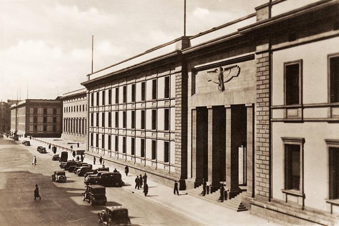 Нацистский Берлин в начале 1940-х годов./Фото: content.onliner.by