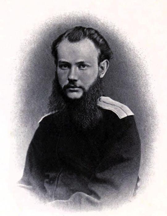 Пётр Кропоткин в 1864 г./Фото: news-ria.com