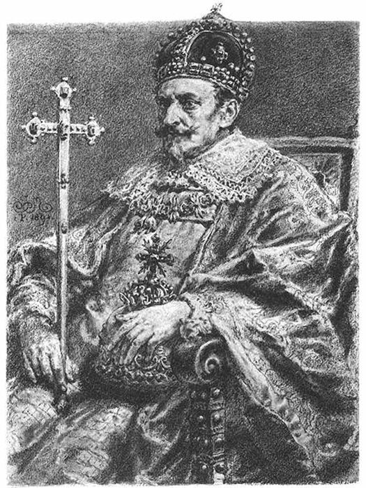 Сигизмунд III воспользовался российскими распрями и предательством бояр./Фото: images-na.ssl-images-amazon.com