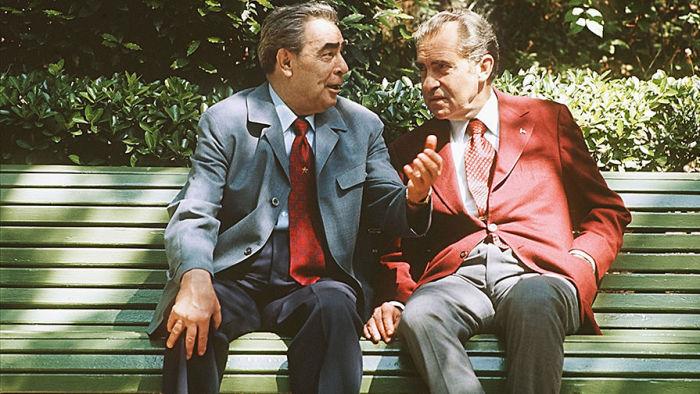 Брежнев во многом продолжил щедрую политику своего предшественника./Фото: img.gazeta.ru
