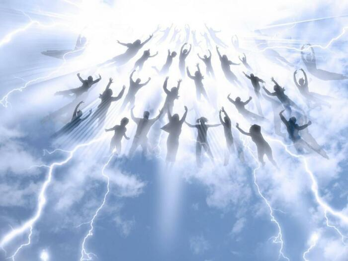 Предки верили, что душа улетает на небо. /Фото: fb.ru