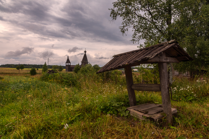 Копать колодец следовало в июне, на день Федора Стратилата. /Фото: cdn.photosight.ru