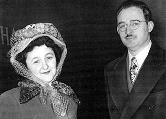 Супруги Розенбергов были гражданами Америки, но всегда придерживались коммунистических взглядов./Фото: www.adsl.kirov.ru