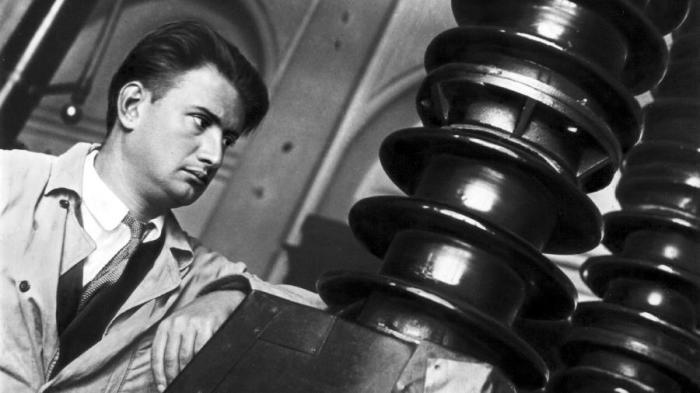 И. В. Курчатов — сотрудник Радиевого института. Середина 1930-х./Фото: cdn.postnews.ru