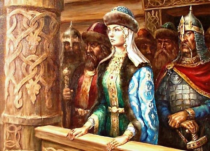 Женщины на Руси тоже становились жертвами отравителей./Фото: avatars.mds.yandex.net