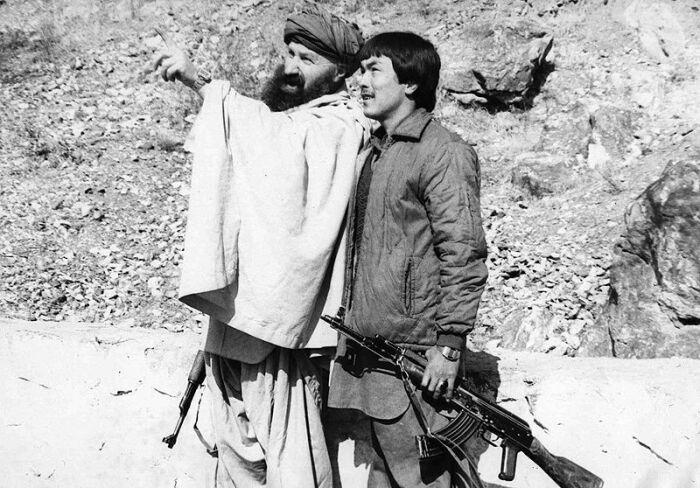 Цаголов в Афганистане. /Фото: gorets-media.ru