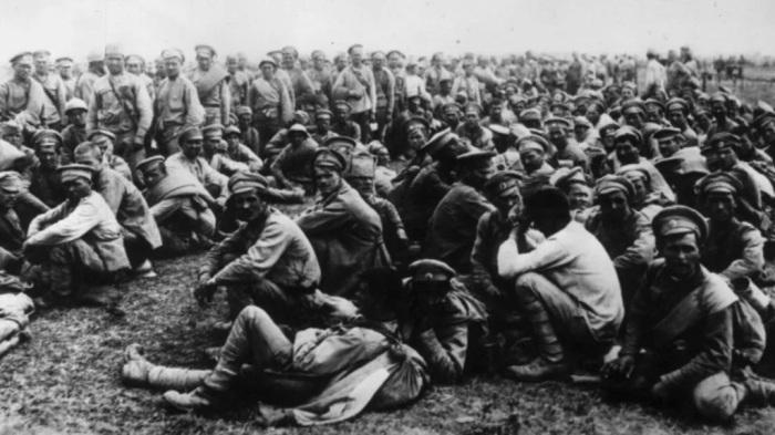 Самсоновская армия на фронте. /Фото: avatars.mds.yandex.net