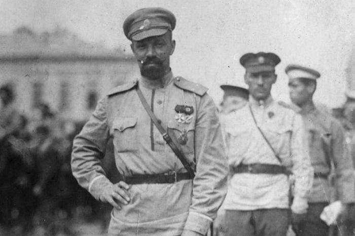 Генерал Кутепов. /Фото: i.pinimg.com