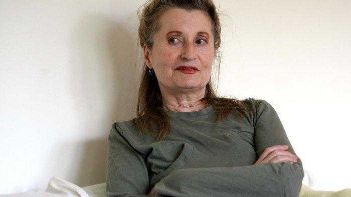 Лауреатка Нобелевской премии Эльфрида Елинек./Фото: img-s2.onedio.com