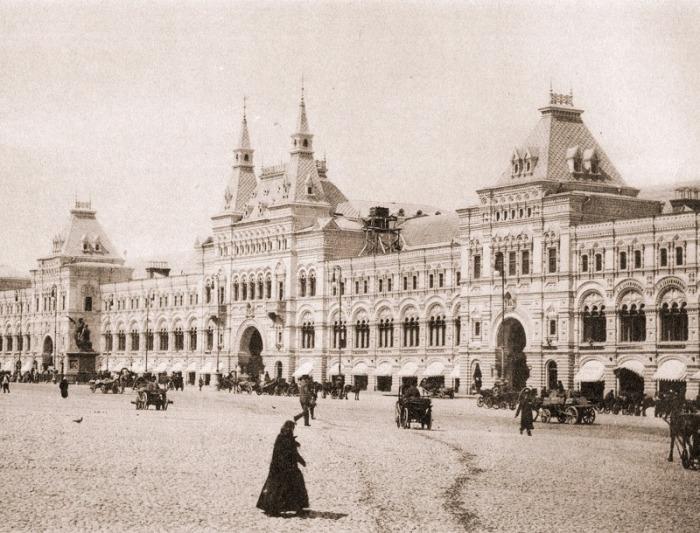 ГУМ на рубеже 19-20 веков./Фото: labuda.blog
