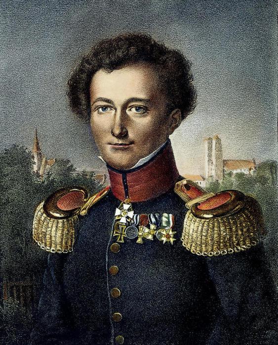 Карл Филипп Готтлиб фон Клаузевиц. /Фото: images.fineartamerica.com