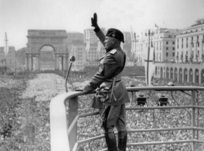 Бенито Муссолини – итальянский дуче. /Фото: polzam.ru