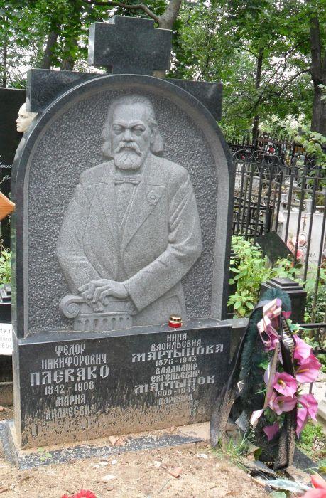 Могила знаменитого адвоката./Фото: upload.wikimedia.org
