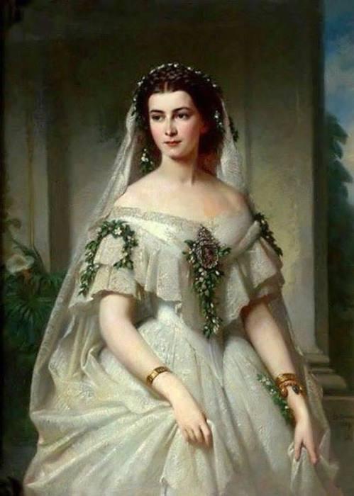 Мария София Баварская – королева-консорт Обеих Сицилий, супруга последнего короля Франциска II./Фото: gogmsite.net