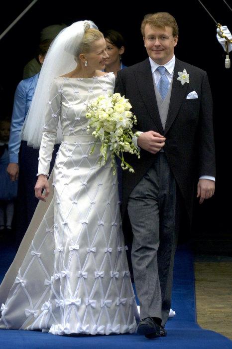 Свадьба Йохана Фризо с Мейбл./Фото:cfile22.uf.tistory.com