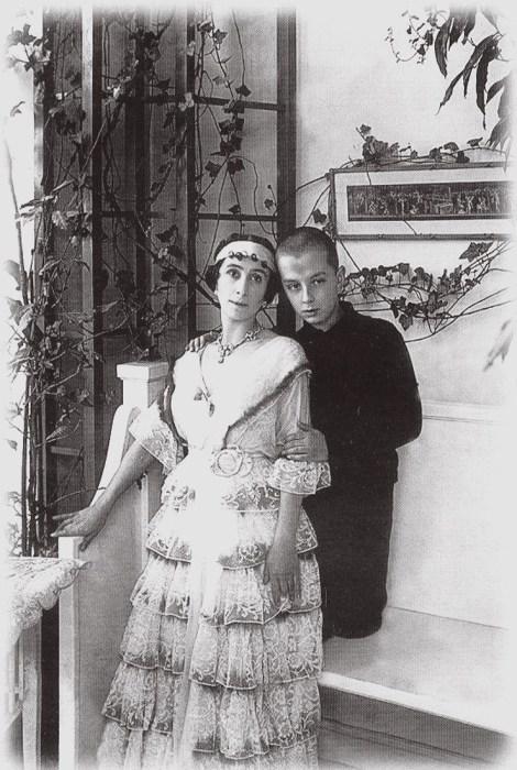 Матильда Кшесинская пережила всех Романовых, в том числе и сына Владимира./Фото: i0.wp.com