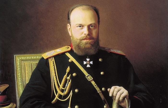 Император и Самодержец Всероссийский Александр III Романов./Фото: i.mycdn.me