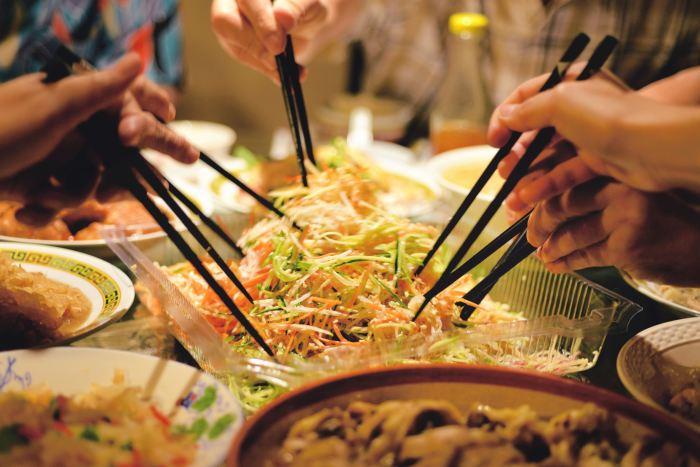 Главное угощение на дне рождения в Китае./Фото: www.ulyanovskmenu.ru