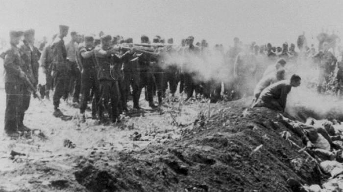 Бабий Яр: расстрел евреев и военнопленных. / Фото: maxpark.com