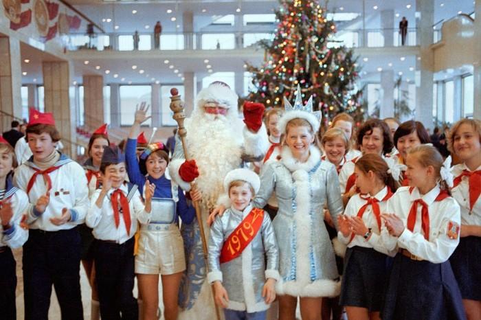 Новый год в СССР./Фото: user32265.clients-cdnnow.ru