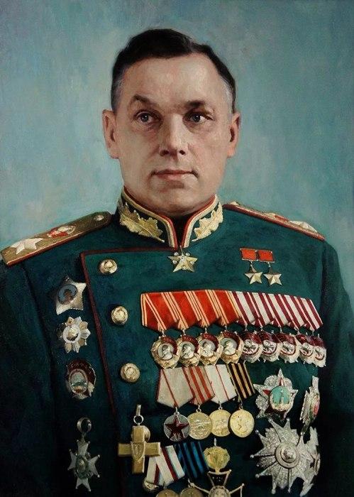 Маршал Константин Рокоссовский (1896-1968)./Фото: bal-sch11.edumsko.ru