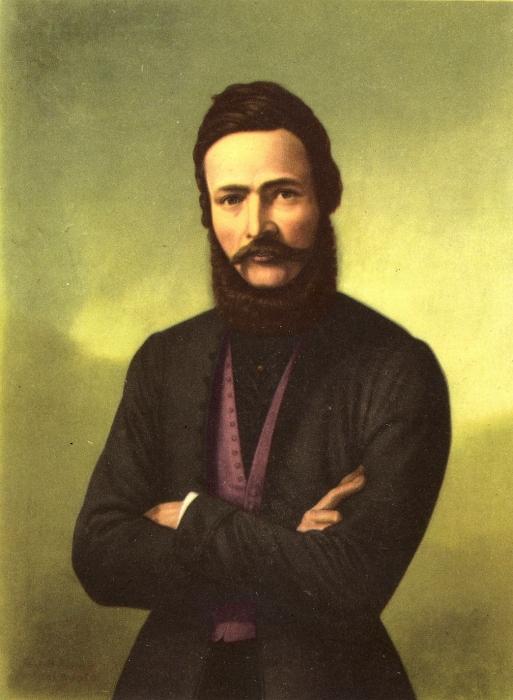 «Отец словацкой нации» Штур до смерти боготворил русских./Фото: wikipedia.org