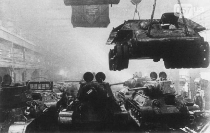 М. И. Кошкин был назначен главным конструктором Танкового Бюро №183 на Харьковском паровозостроительном заводе в декабре 1936 года./Фото: s.057.ua