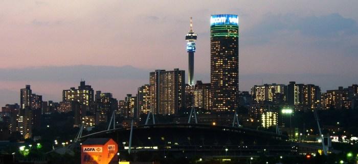 Йоханнесбург, столица ЮАР. /Фото: cs9.pikabu.ru