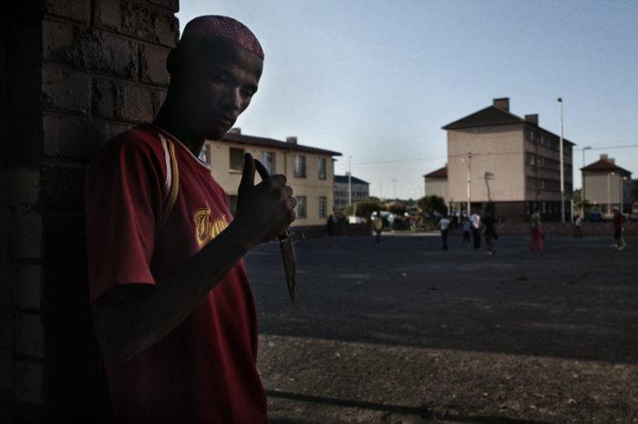 В ЮАР чрезвычайно высокий уровень преступности./Фото: i.gzn.jp
