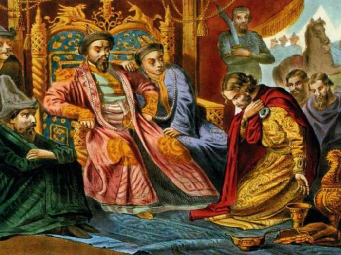Когда Московия перестала платить дань Крымскому хану