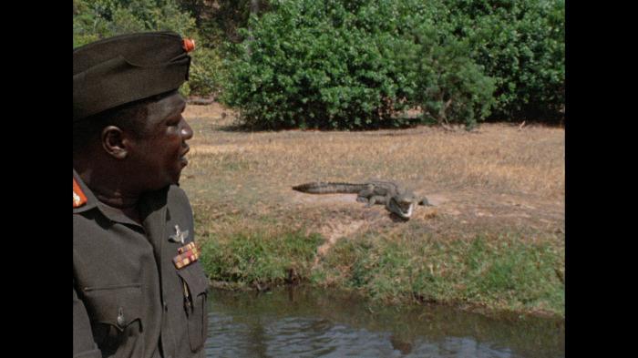 Трупы своих жертв убийца часто скармливал крокодилам./Фото: www.dvdbeaver.com