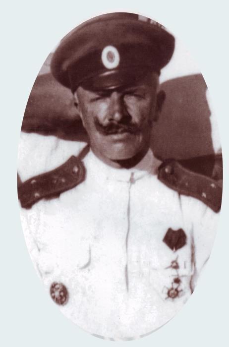 Анатолий Фок служил испанскому генералу Франко./Фото: photos.geni.com