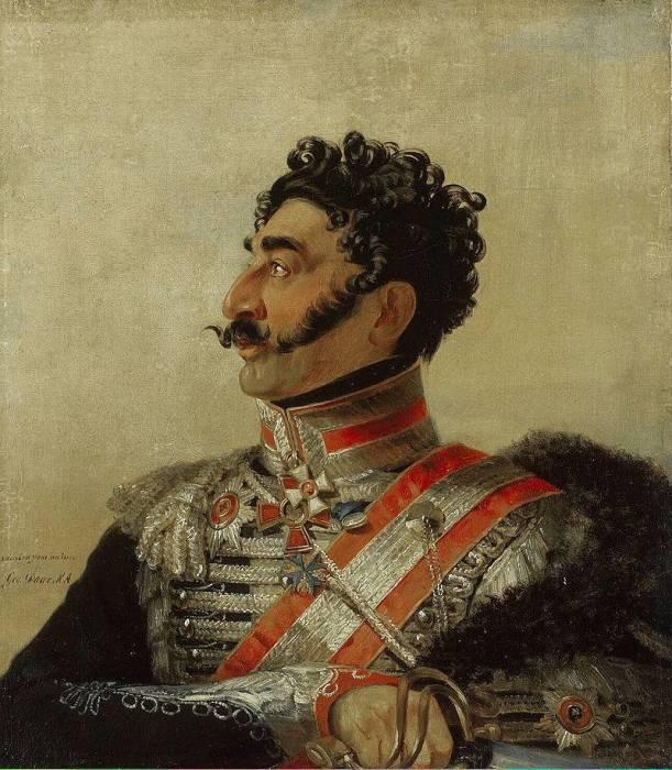 Князь Валериан Мадатов, генерал-лейтенант российской армии./Фото: mtdata.ru