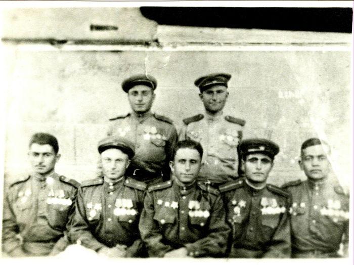 89-я армянская дивизия, штурмовавшая Берлин./Фото: hayastannews.com