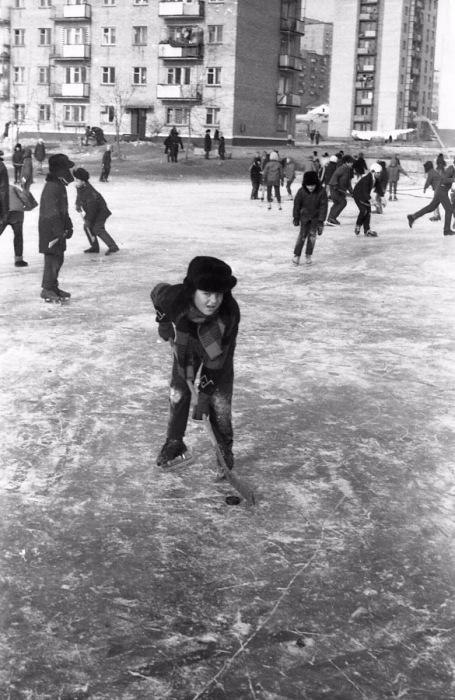 Юный хоккеист./Фото: radical.ru