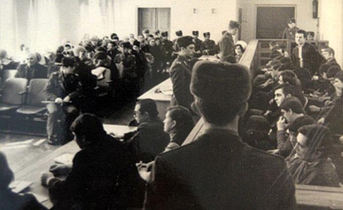 В составе преступной группировки были преимущественно кавказцы. В общей сложности по делу «санитаров» было задержано более 40 подозреваемых./Фото: cdn2.img.ria.ru