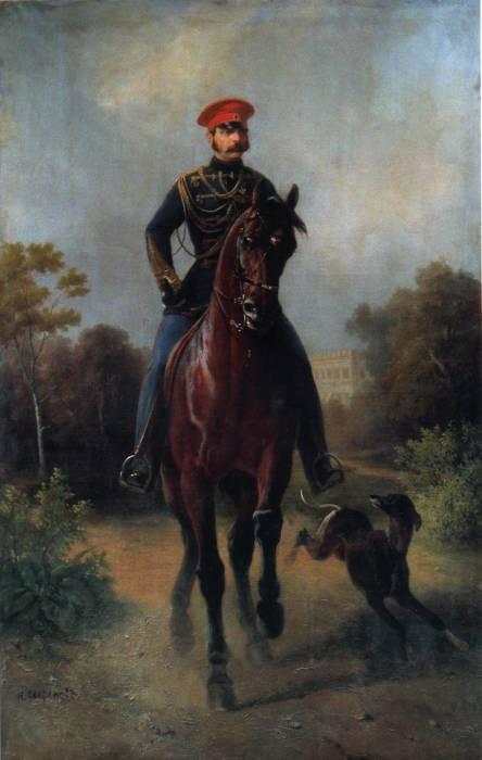 Заядлый оÑотник Александр II./Фото: bibliotekar.ru