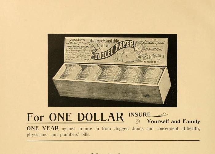 США, конец XIX века./Фото: blog.timesunion.com