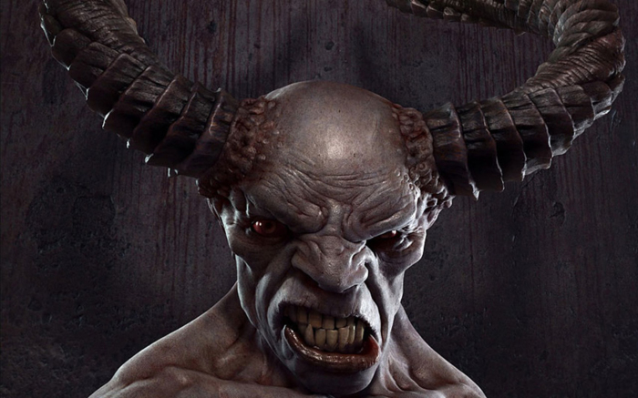 Повелитель чертей – Сатана./Фото: yakiev.com