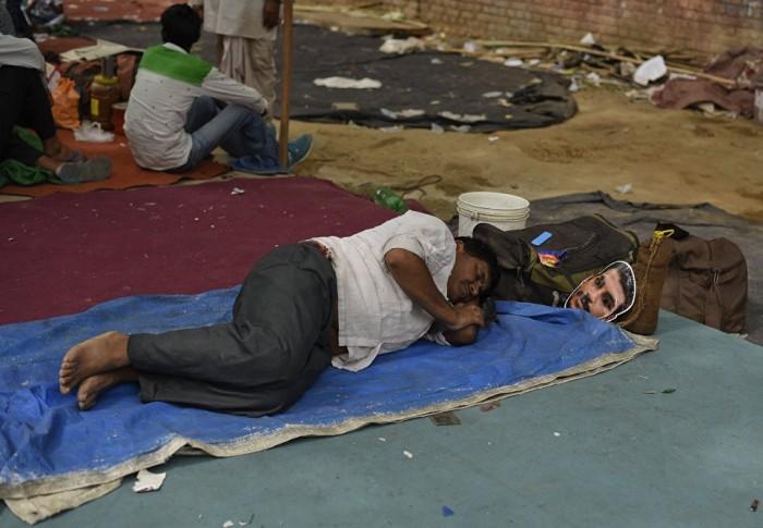 Сон далита./Фото: www.e-news.su