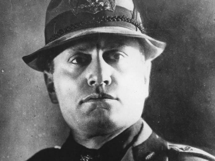 Бенито Муссолини стал основоположником итальянского фашизма./Фото: latestnewssyria.files.wordpress.com