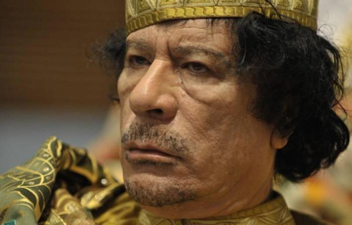 Каддафи был обвинен в убийствах и незаконных арестах./Фото: afon-ru.com