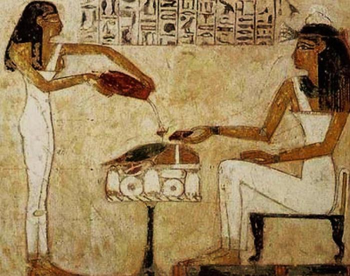В древних цивилизациях аромат был частью культа гигиены и здоровья/Фото: www.klik.gr