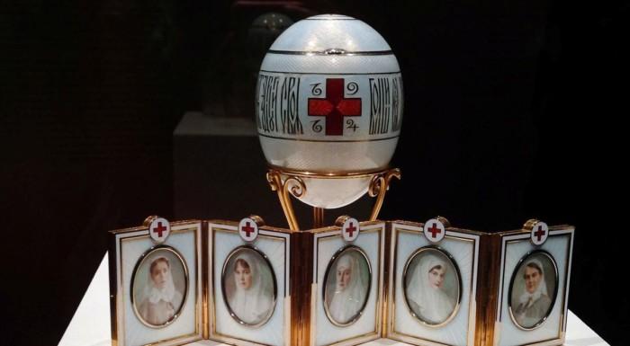 Сокровища Романовых в уплату за лояльность капиталистов./Фото: gdb.rferl.org