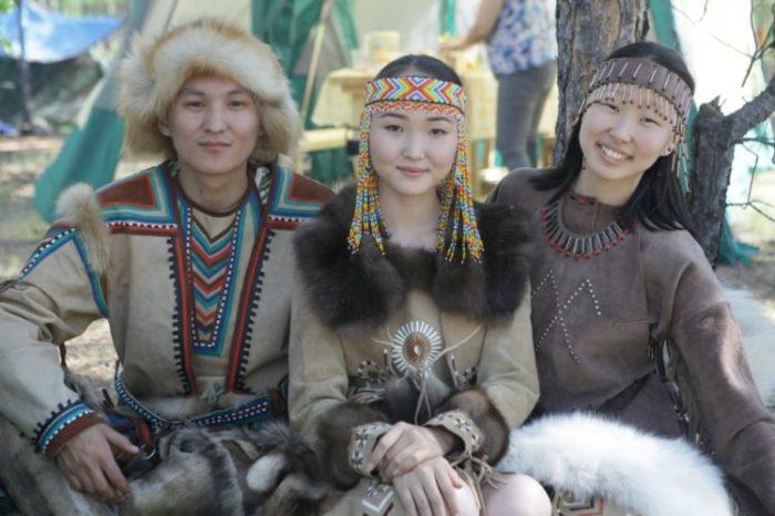 Эвенки - один из древнейших коренных народов России./Фото: mfina.ru