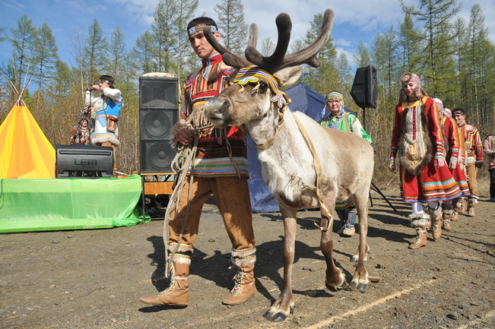 Сегодняшние потомки древних эвенков./Фото: static1.repo.aif.ru