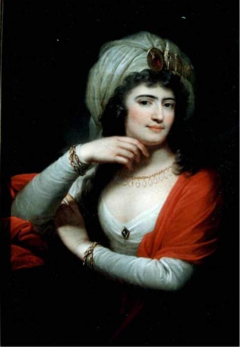 Портрет Браницкой. Грасси Йозеф Мария.