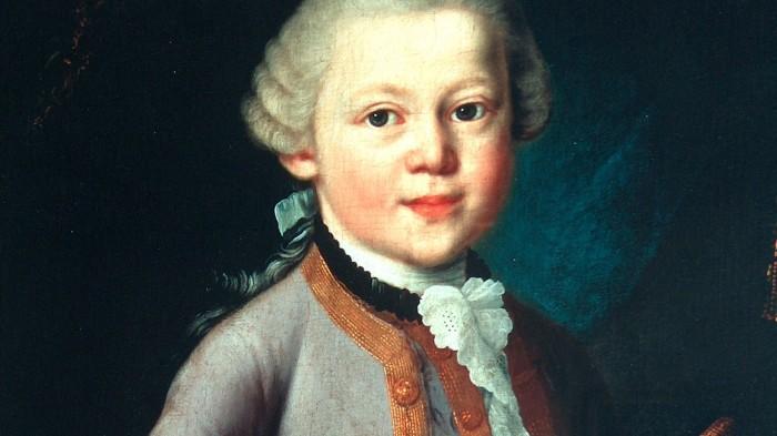Моцарт покорил Европу в раннем детстве./Фото: cdn.idntimes.com